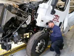 Trucking Adjuster in Stamford, Connecticut