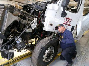 Trucking Adjuster in Woodbridge, New Jersey